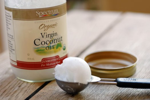 healthy fat coconut oil