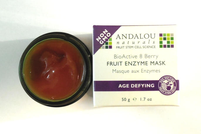 Andalou Fruit Enzyme Mask
